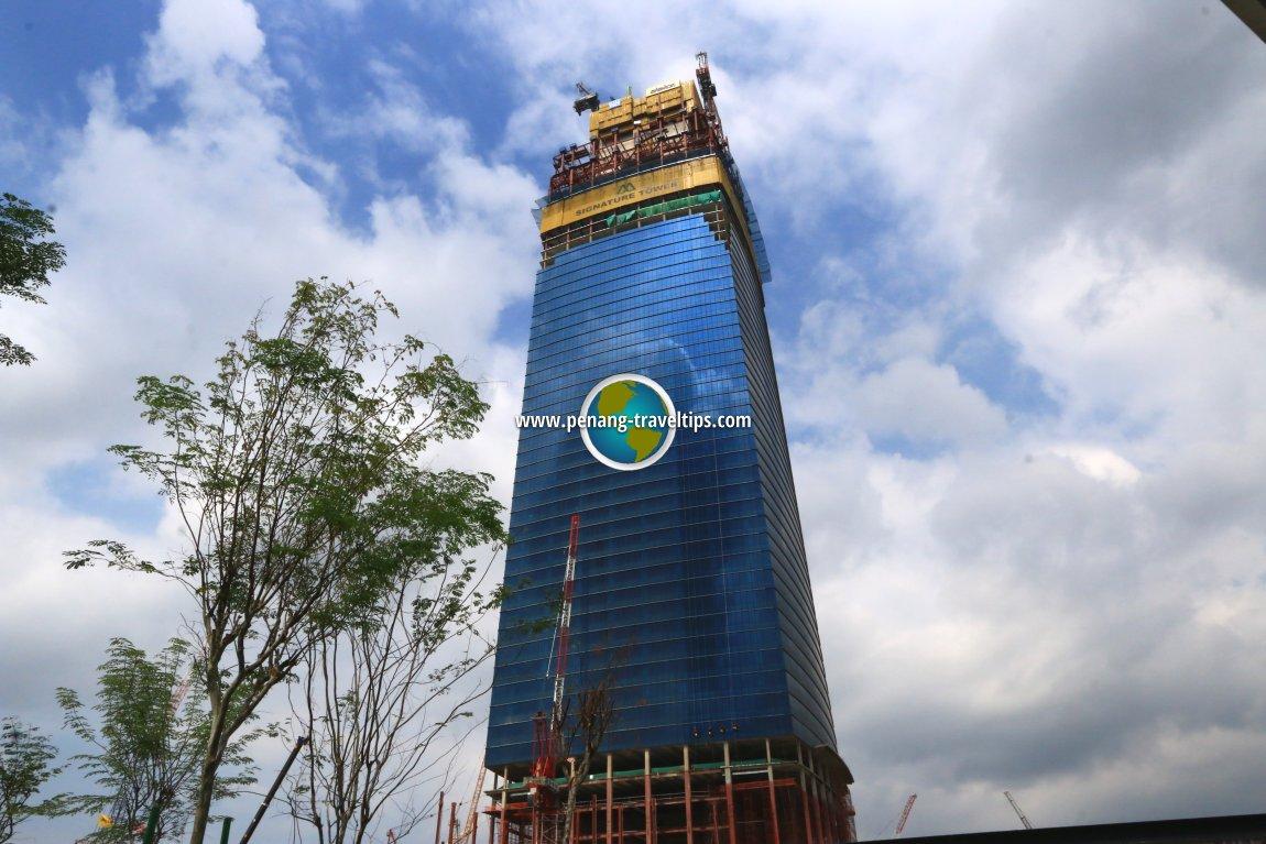 Signature Tower, Tun Razak Exchange