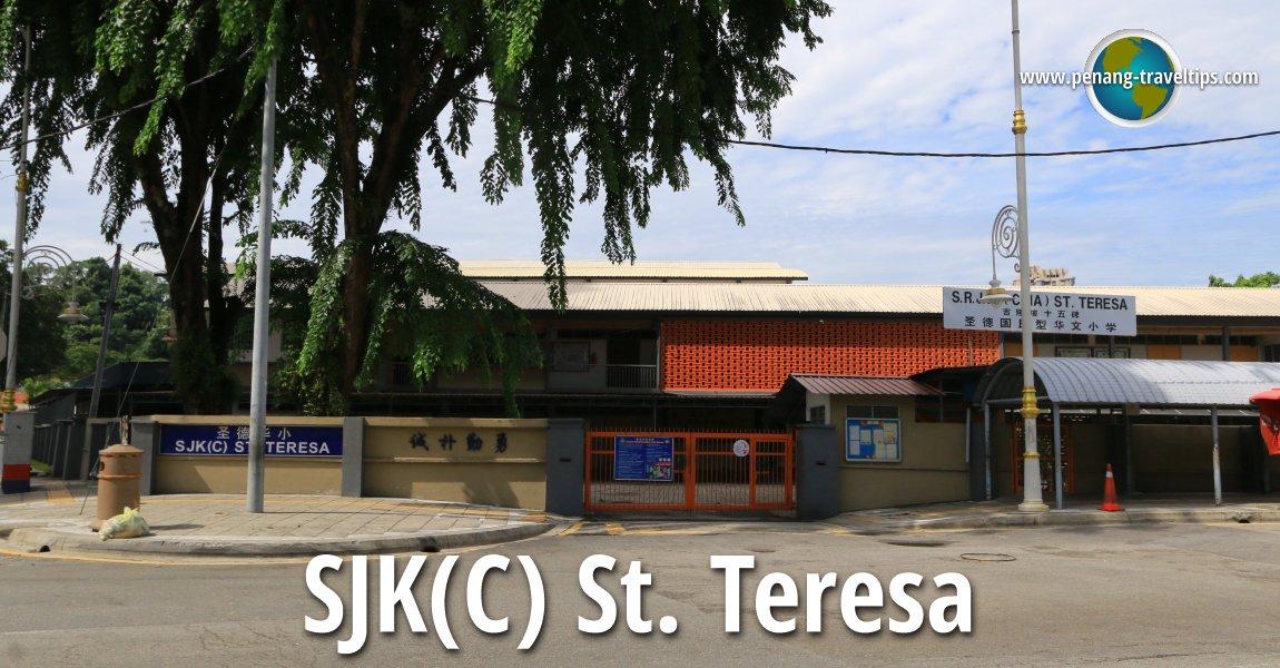 SJK (C) St Teresa, Brickfields