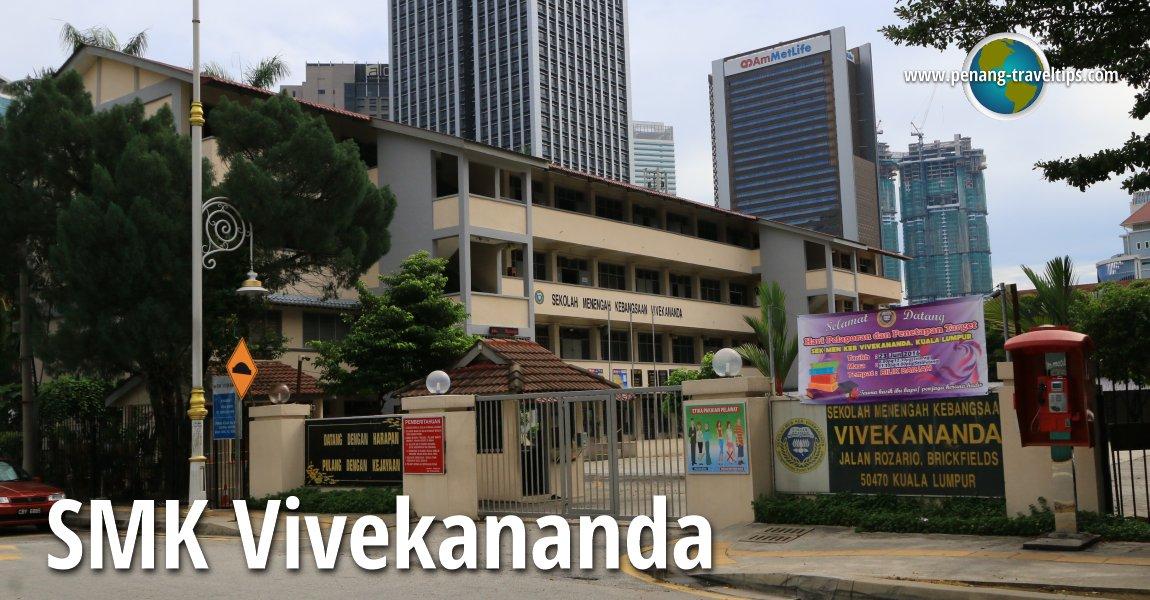 Smk Vivekananda Brickfields Kuala Lumpur