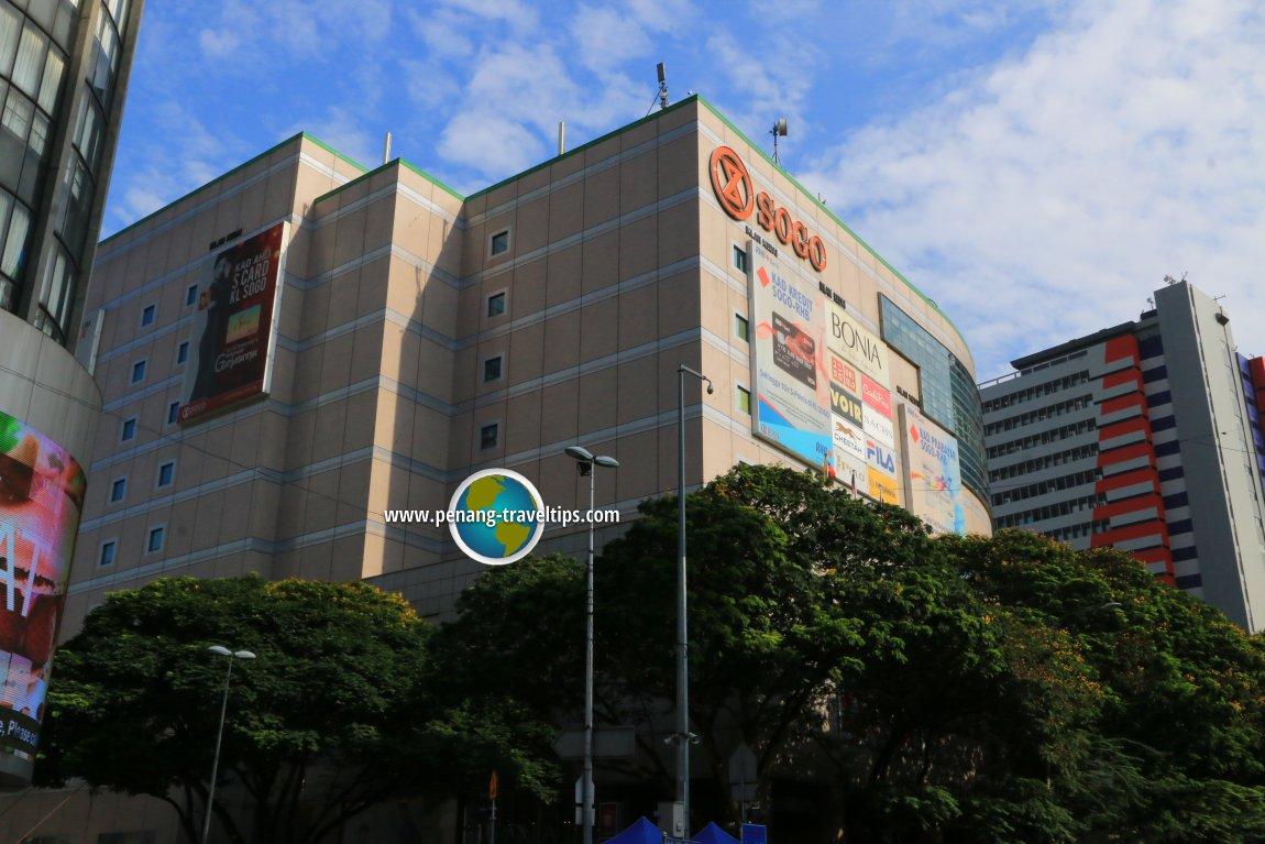 Sogo Department Store, Kuala Lumpur