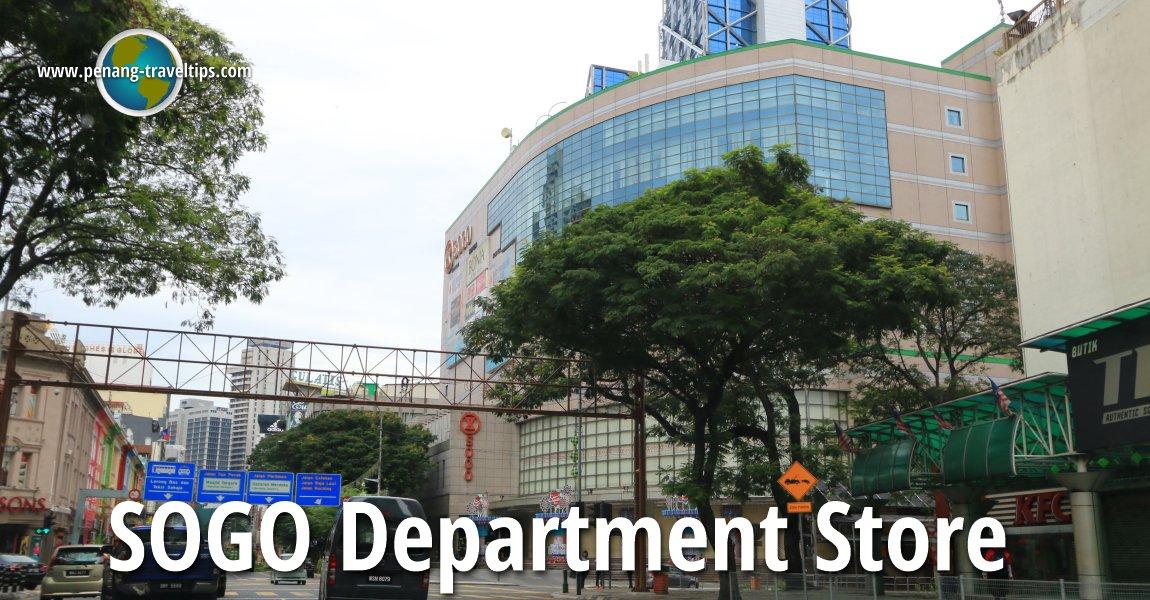 Sogo Department Store  Kuala Lumpur  Malaysia  Kuala Lumpur