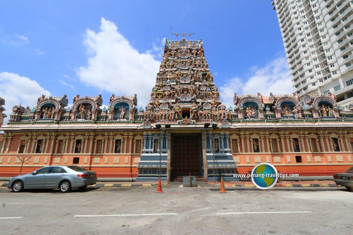 Sri Kandaswamy Kovil, Kuala Lumpur