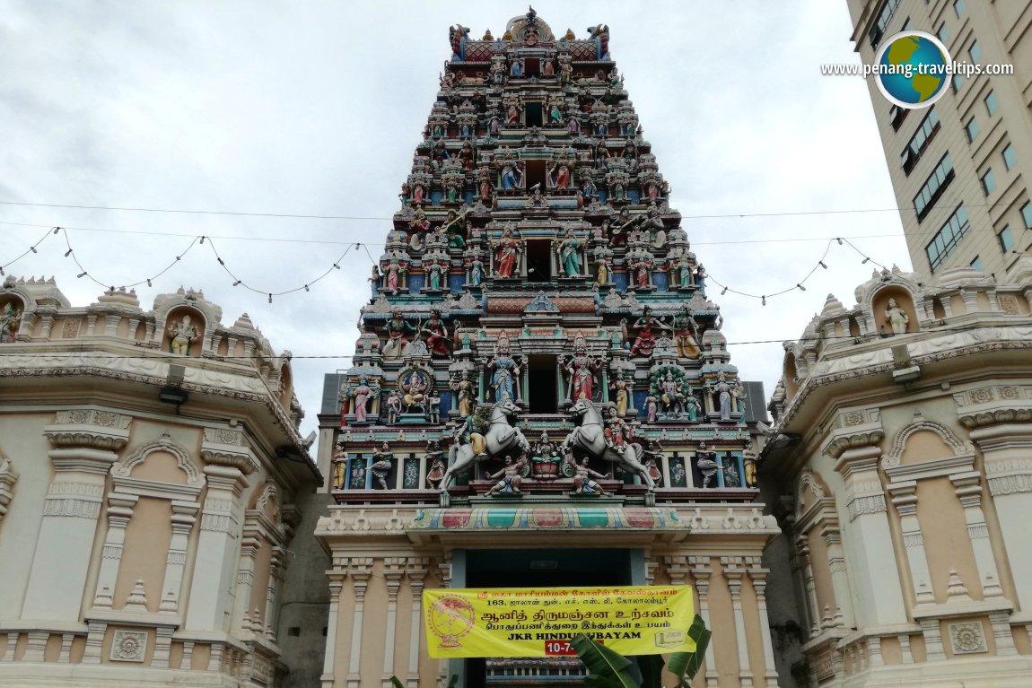 Sri Mariamman Temple, Kuala Lumpur