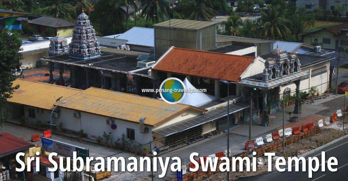 Sri Subramaniya Swami Temple, Kajang