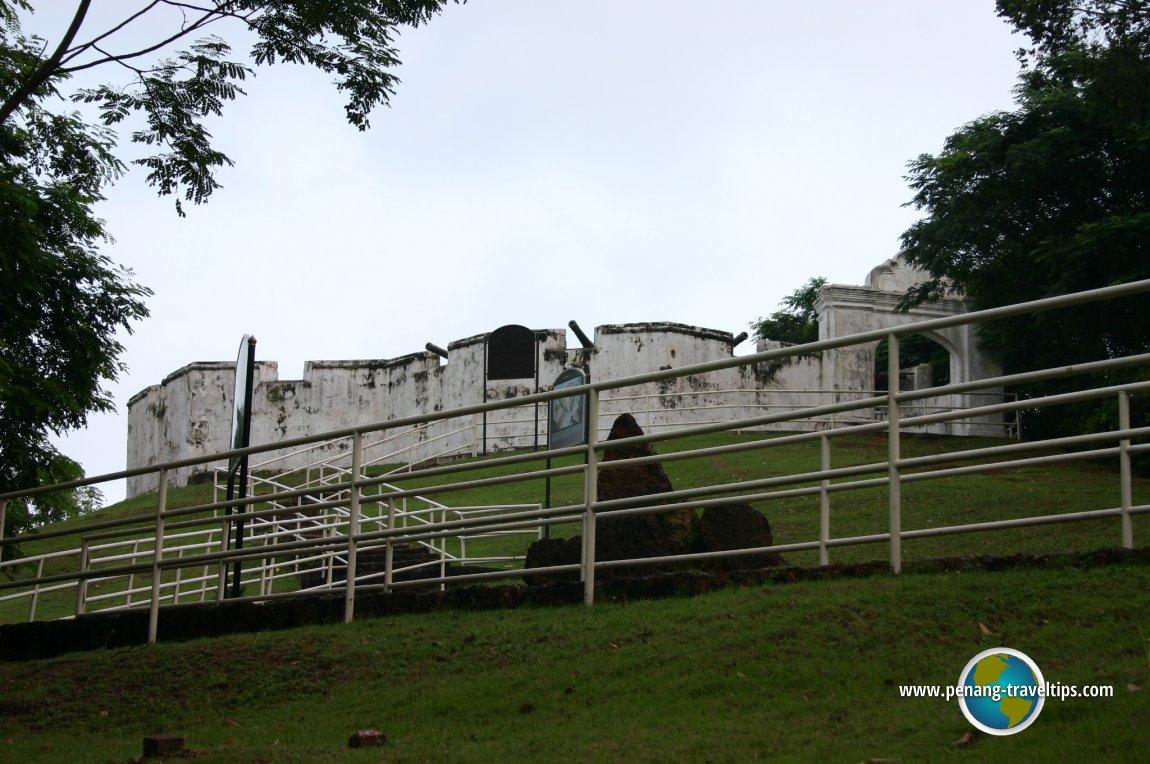 St John's Fort, Malacca