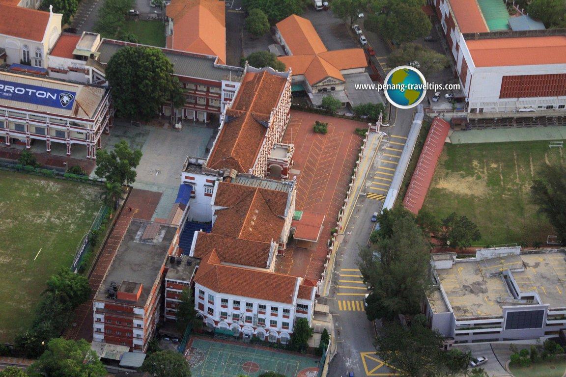 St John's Institution, Kuala Lumpur