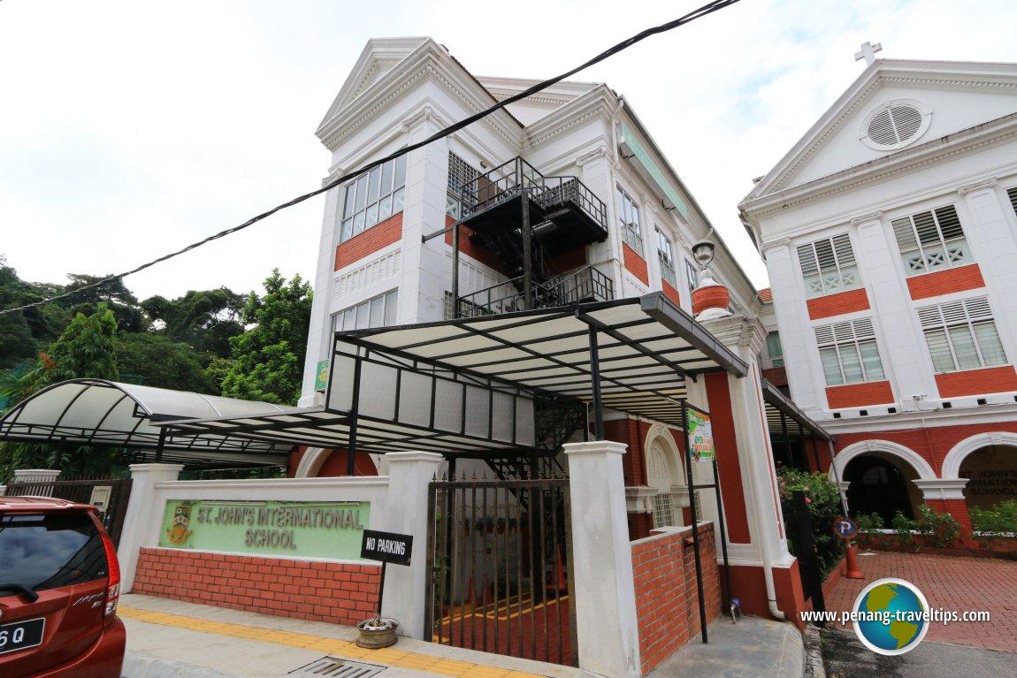 St John's International School, Kuala Lumpur