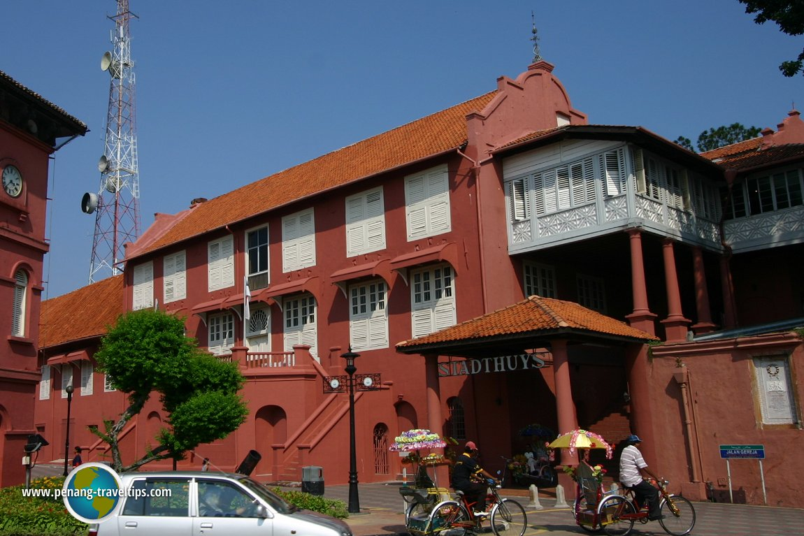 Stadthuys, Malacca