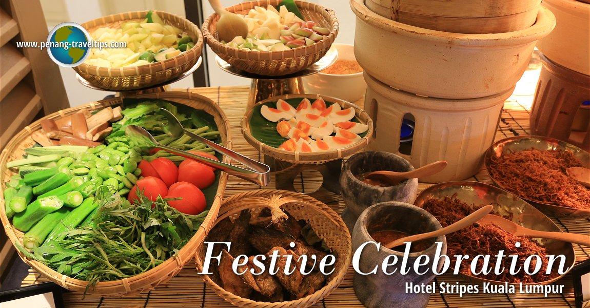 Festive Celebration, Hotel Stripes Kuala Lumpur