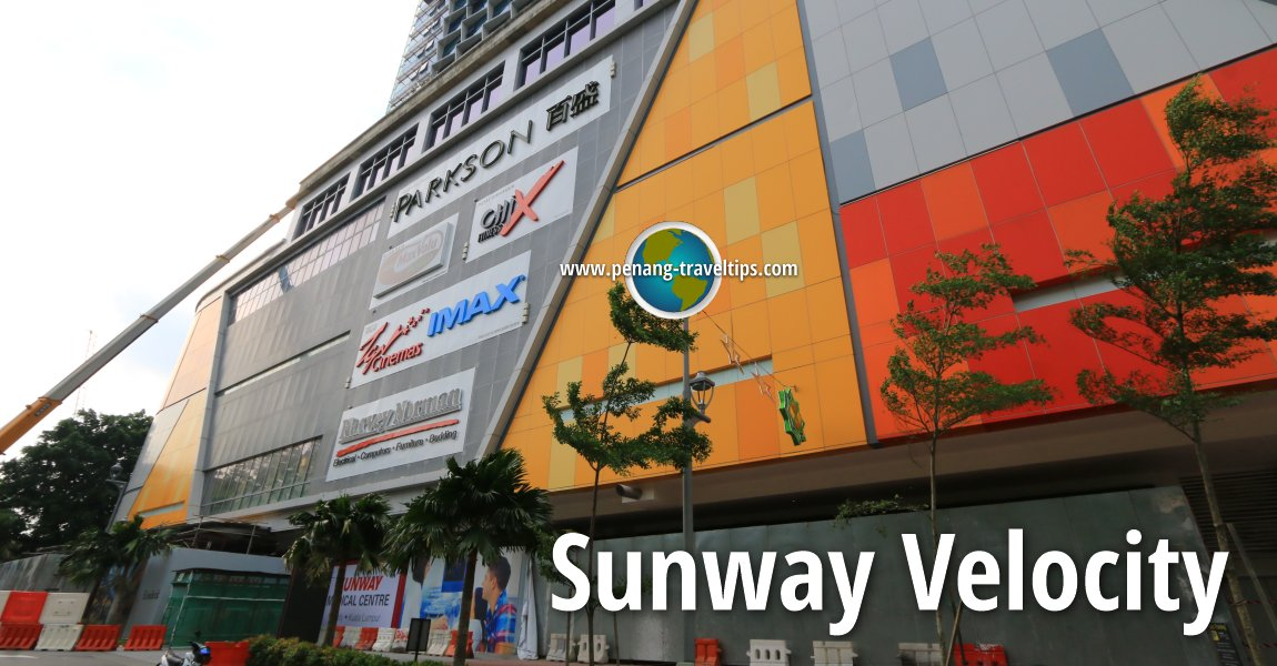 Sunway Velocity, Kuala Lumpur