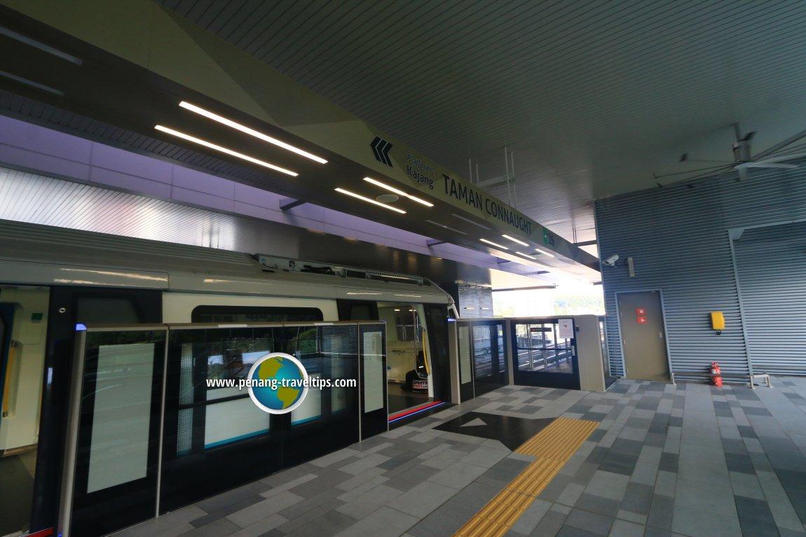 Taman Connaught MRT Station