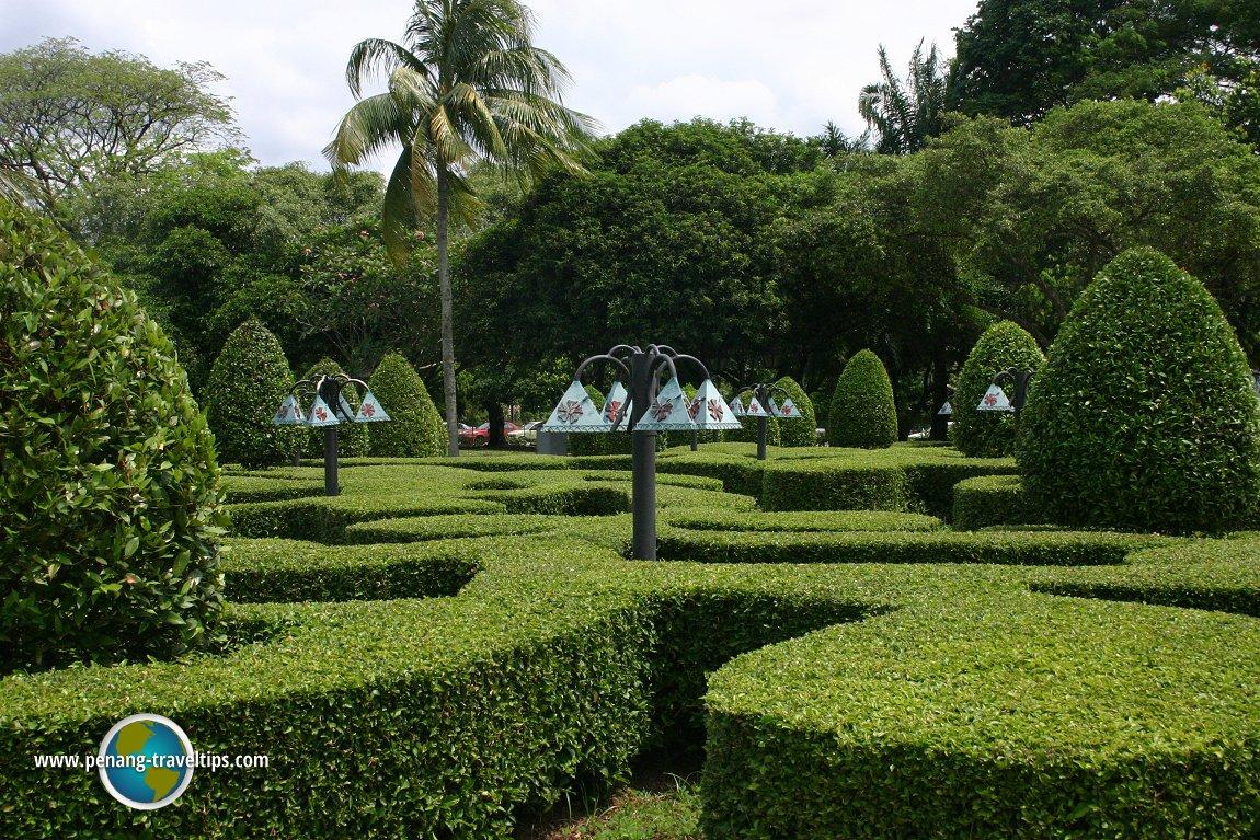 Taman Tasik Titiwangsa, Kuala Lumpur