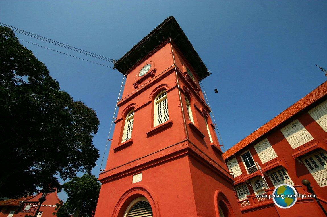 Tan Beng Swee Clocktower