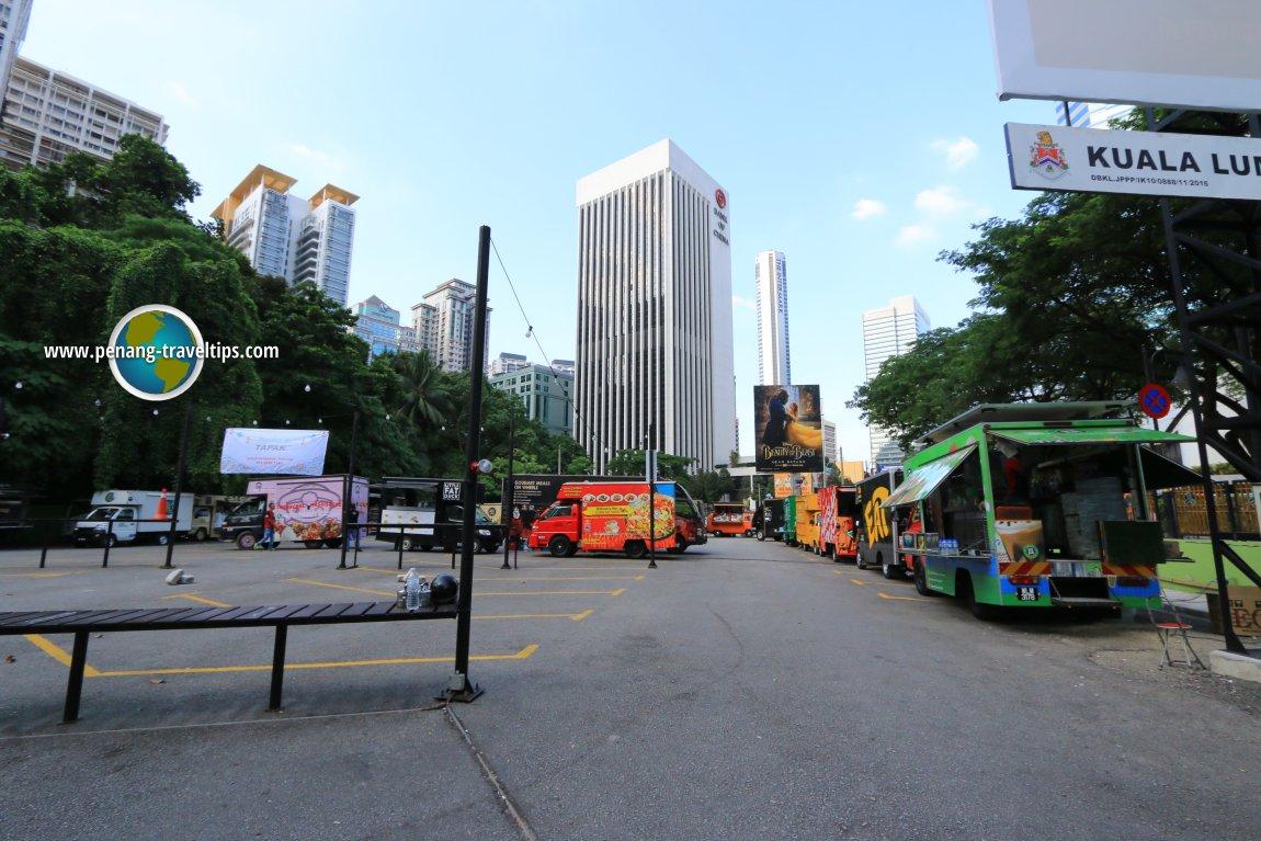 Tapak Urban Street Dining, Kuala Lumpur