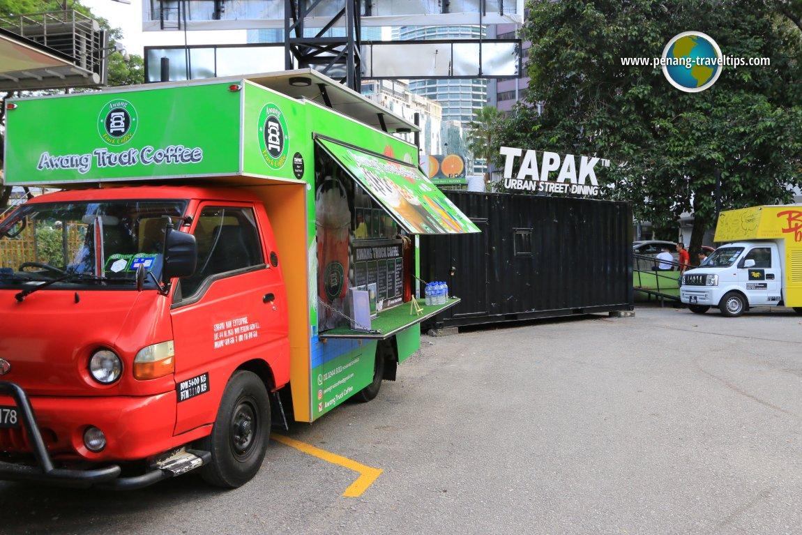 Food Courts in Kuala Lumpur