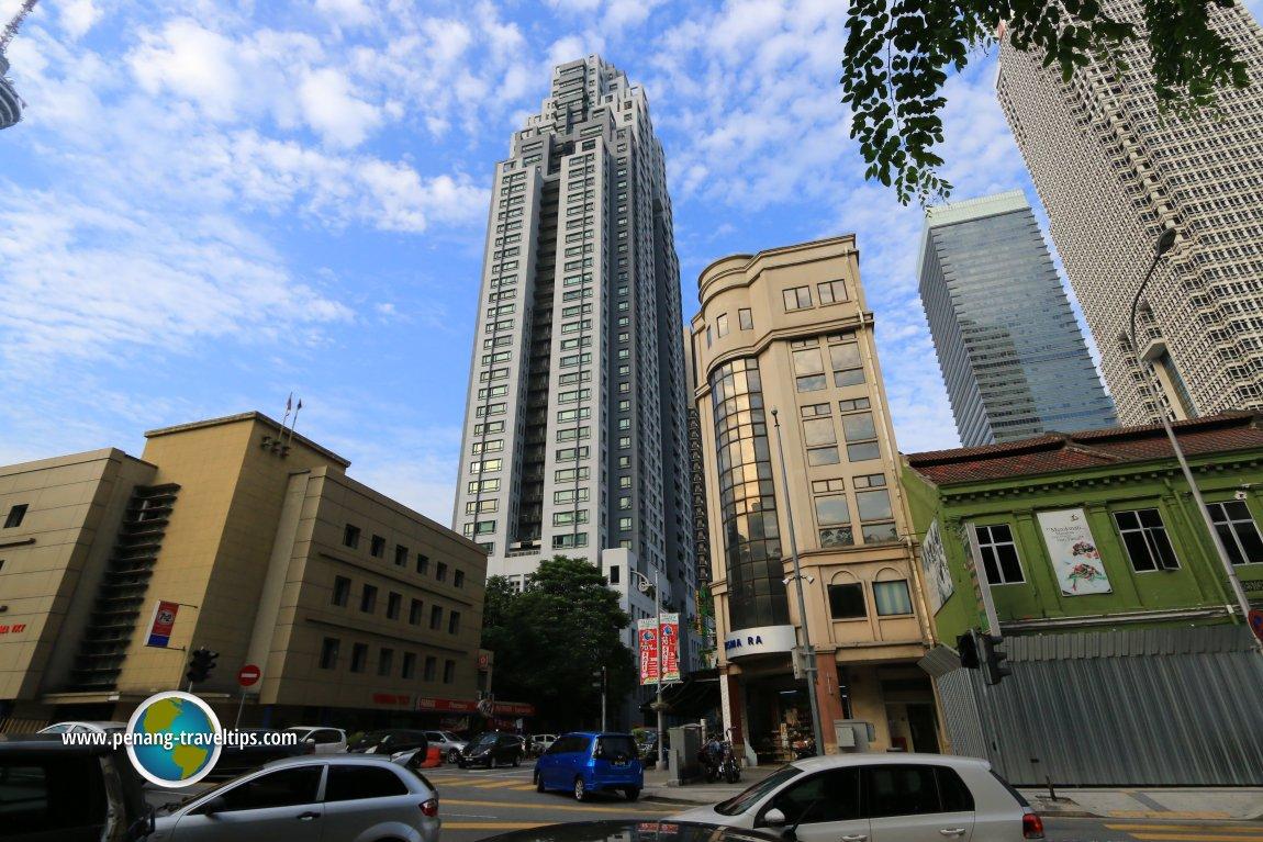 The Capsquare Residences, Kuala Lumpur