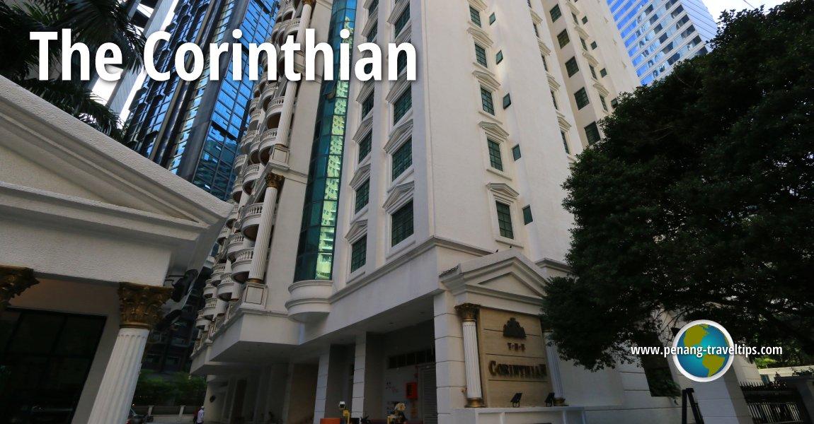 The Corinthian Condominium Kuala Lumpur