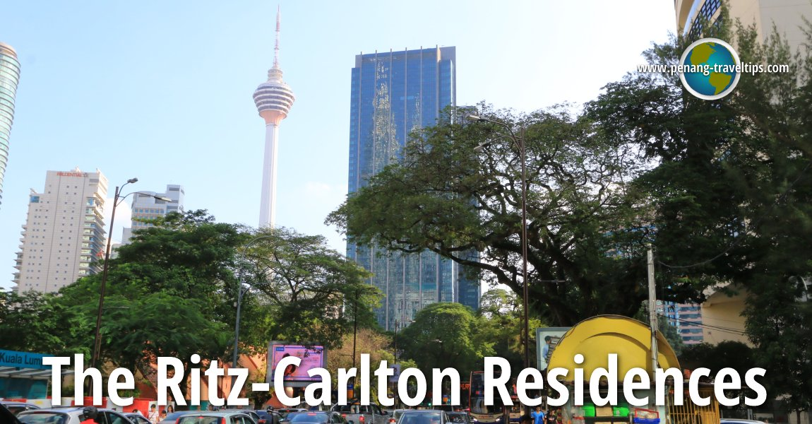 The Ritz Carlton Residences Kuala Lumpur