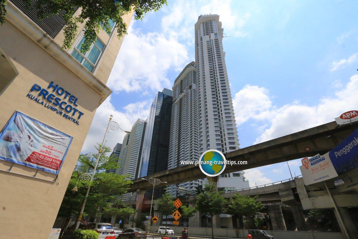 The Sentral Residences, Kuala Lumpur