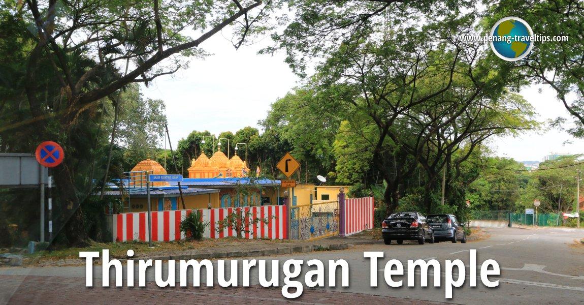 Thirumurugan Temple, Kuala Lumpur