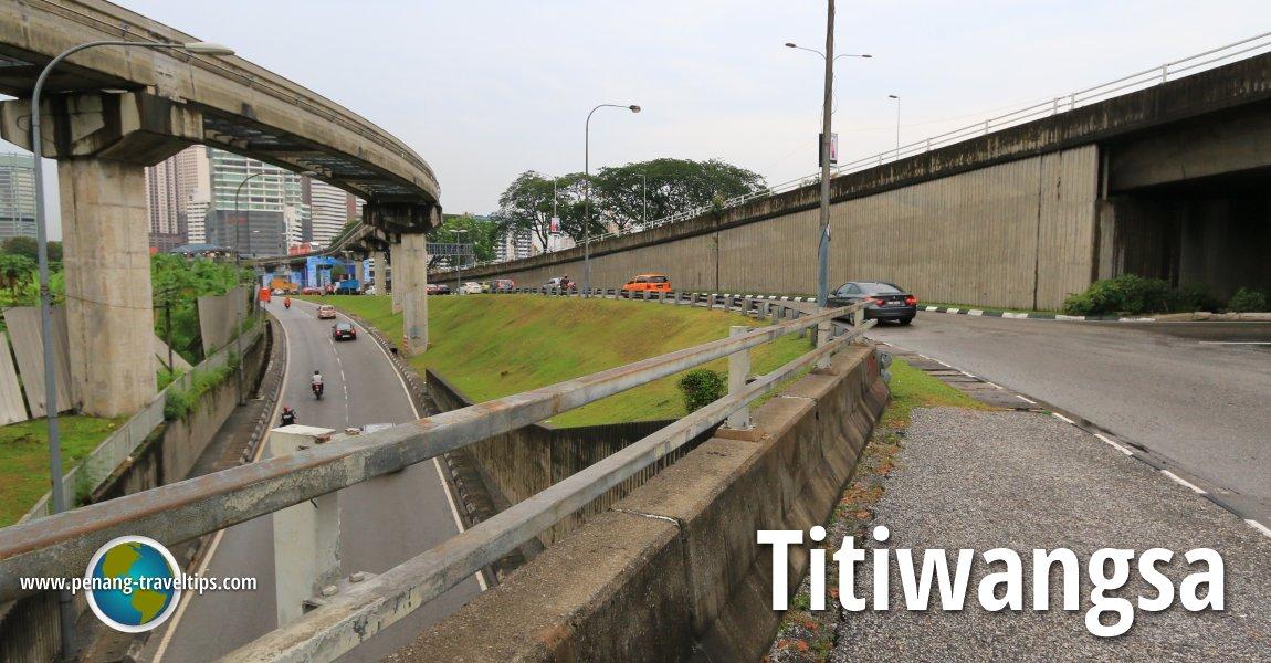 Titiwangsa, Kuala Lumpur