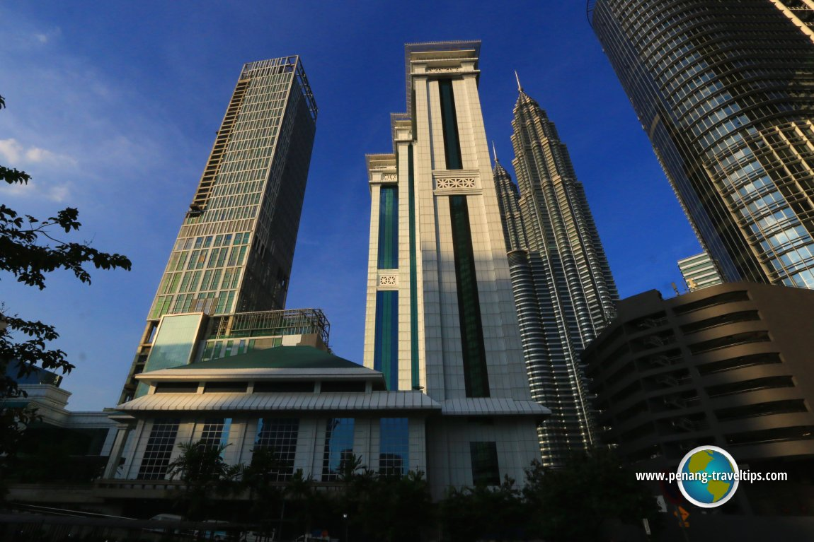 Tropicana Residences and Wisma BSN