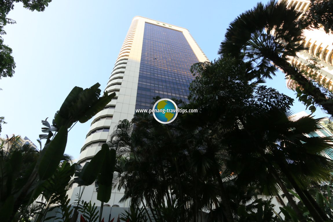 UBN Tower, Kuala Lumpur