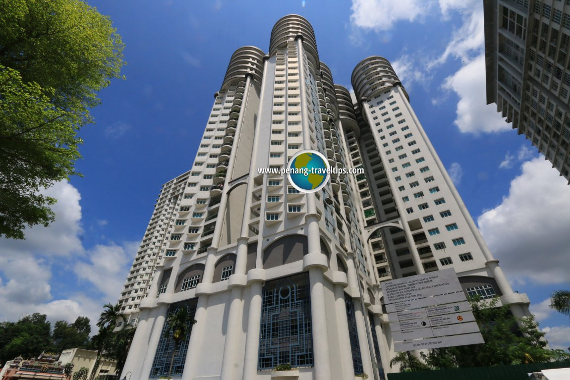 Villa Scott Condominium, Kuala Lumpur