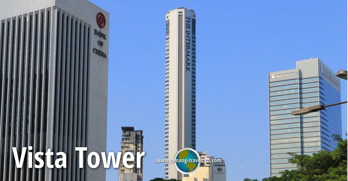 Vista Tower @ The Intermark, Kuala Lumpur