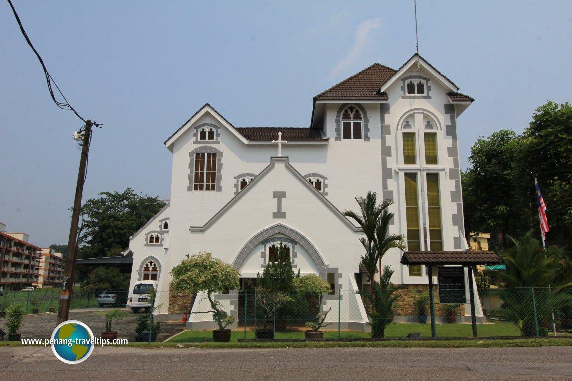 Wesley Methodist Church, Taiping