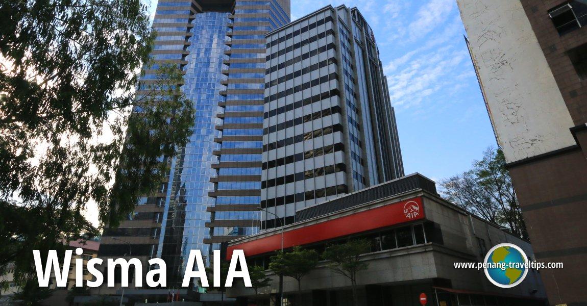 Wisma AIA, Kuala Lumpur