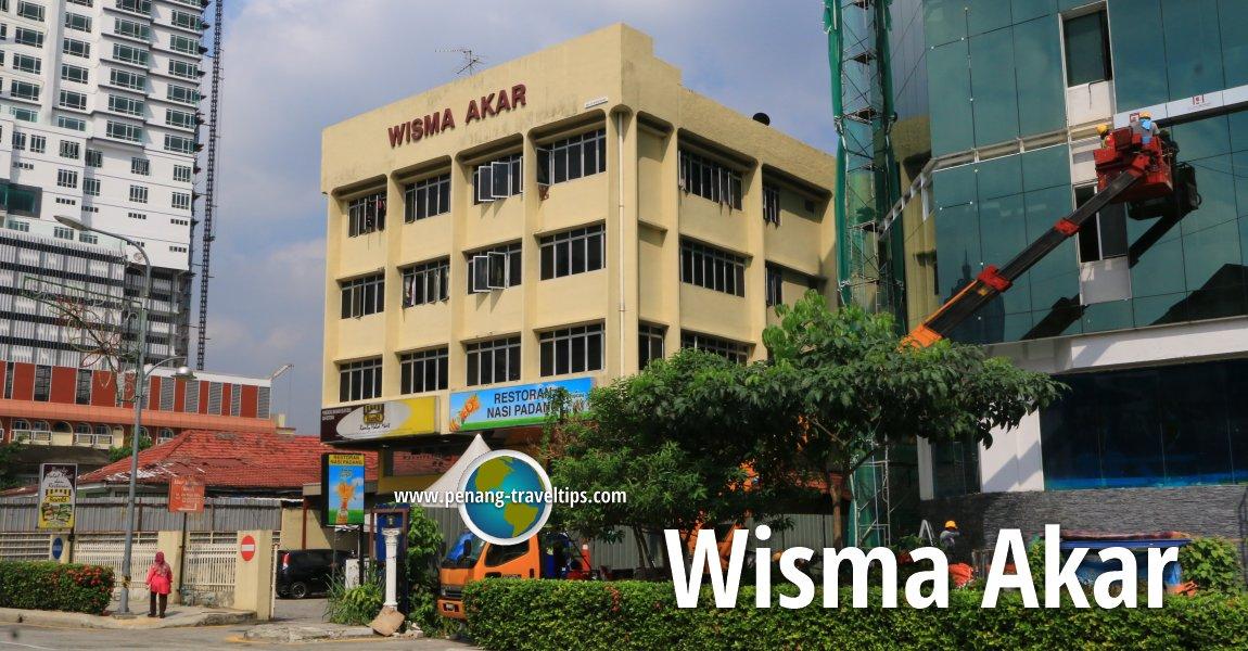 Wisma Akar, Kuala Lumpur