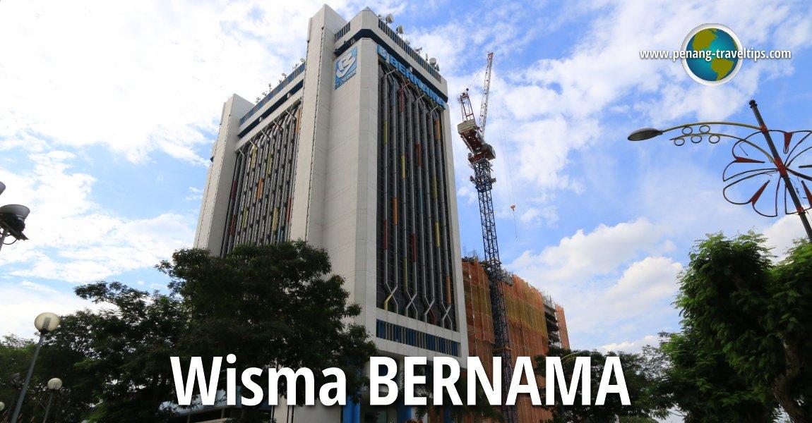 Wisma BERNAMA, Kuala Lumpur