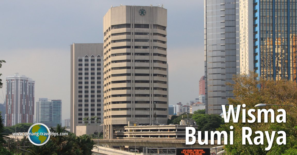 Wisma Bumi Raya, Kuala Lumpur