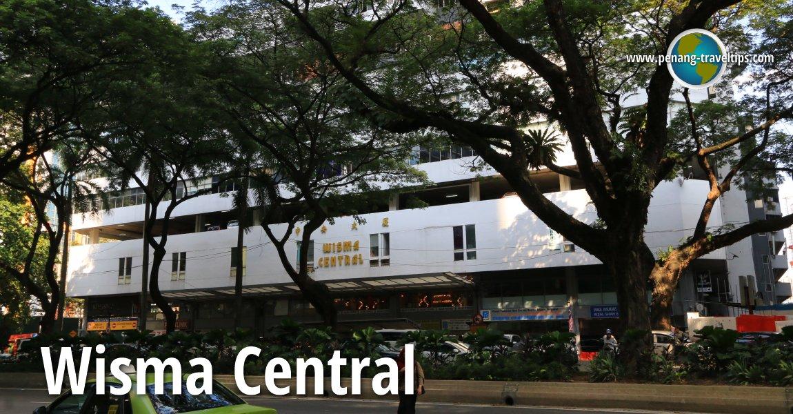 Wisma Central, Kuala Lumpur