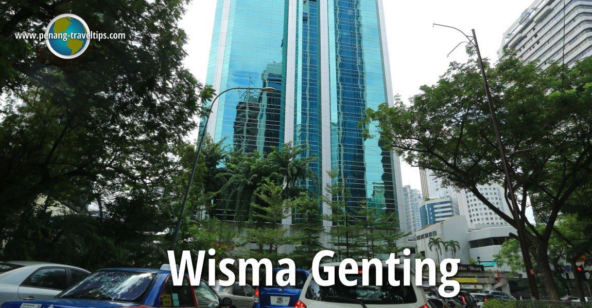 Wisma Genting, Kuala Lumpur