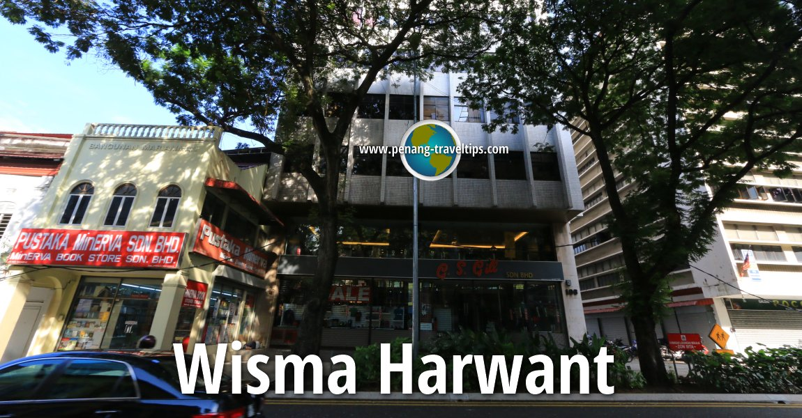 Wisma Harwant, Kuala Lumpur