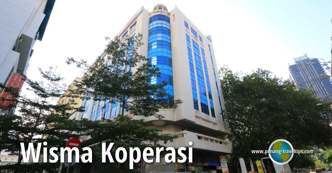 Wisma Koperasi, Kuala Lumpur