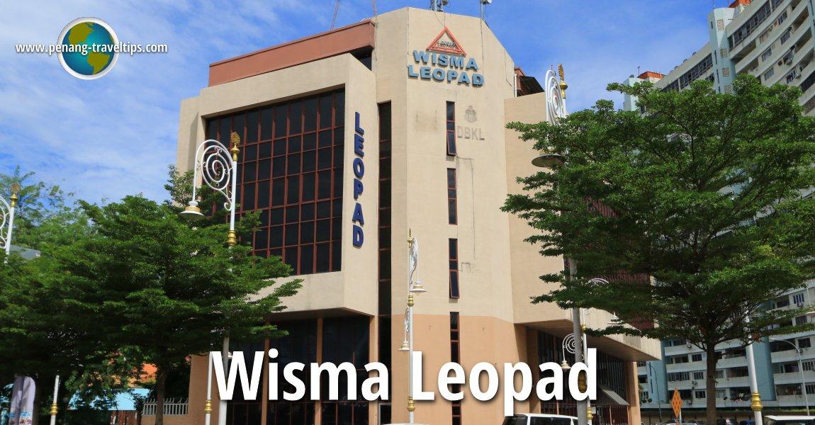 Wisma Leopad, Brickfields, Kuala Lumpur