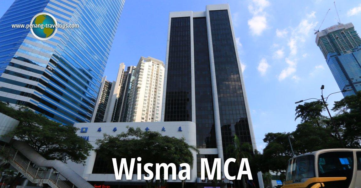 Wisma MCA, Kuala Lumpur