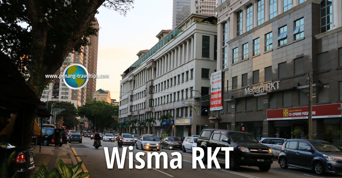 Wisma RKT, Kuala Lumpur