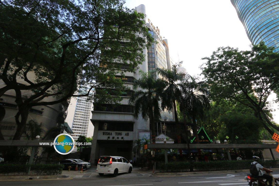 Wisma Tong Ah, Kuala Lumpur