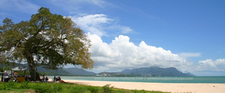 Tanjung Rhu panorama