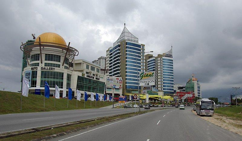 1 Borneo Hypermall, Kota Kinabalu