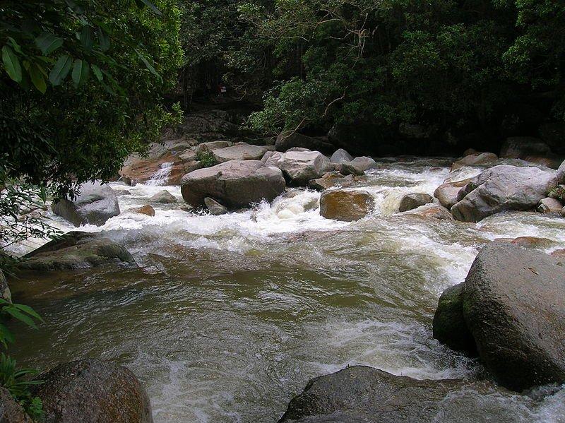 Chamang Waterfall, Bentong