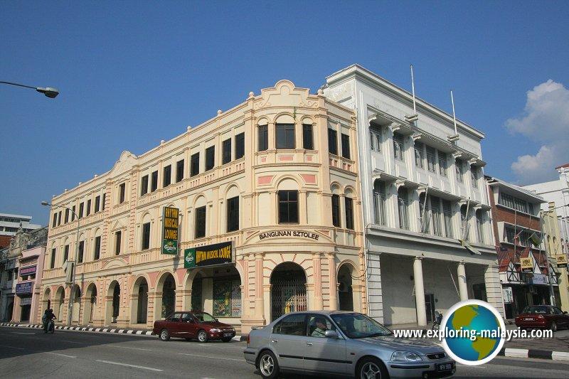 Bangunan Sztolee, Ipoh