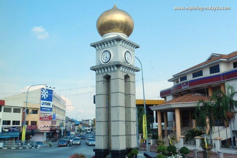 Batu Gajah Clock Tower