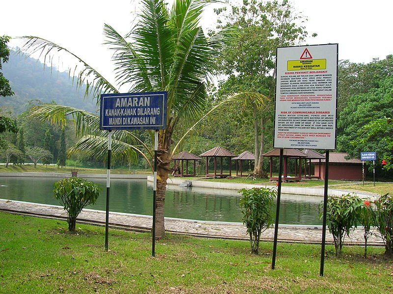 Bentong Hot Spring
