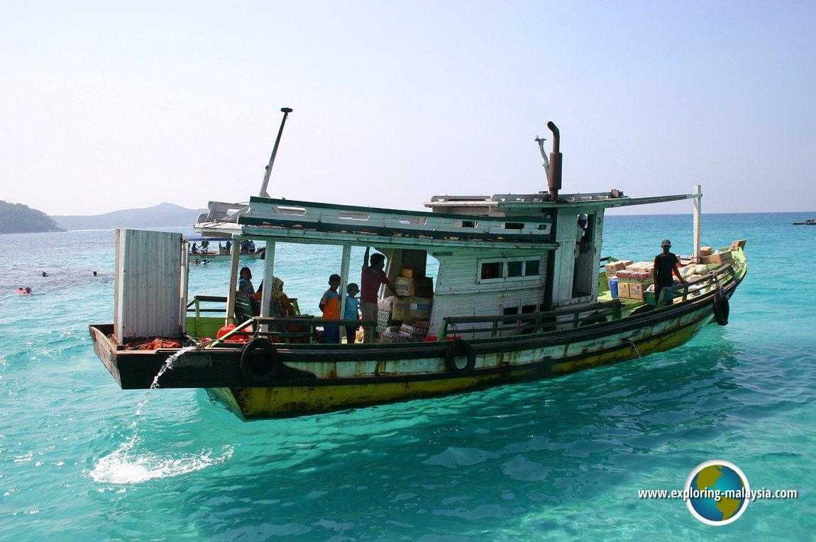 Pulau Perhentian Besar, Terengganu