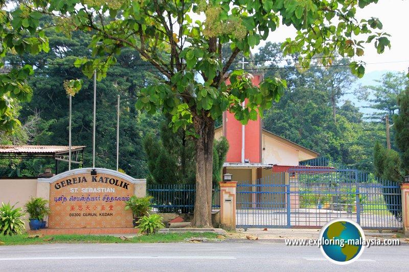 Churches in Kedah
